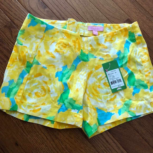 Lilly Pulitzer Pants - NEVER WORN. TAG STILL ON. Lilly Pulitzer shorts